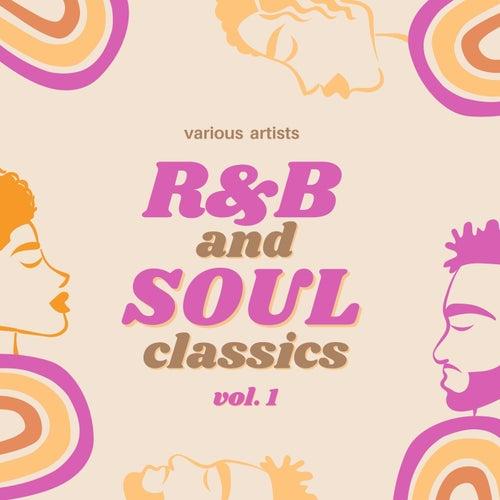 R&b and Soul Classics, Vol. 1 fra Various Artists