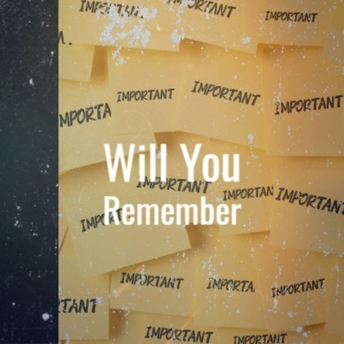 Will You Remember by Various Artists