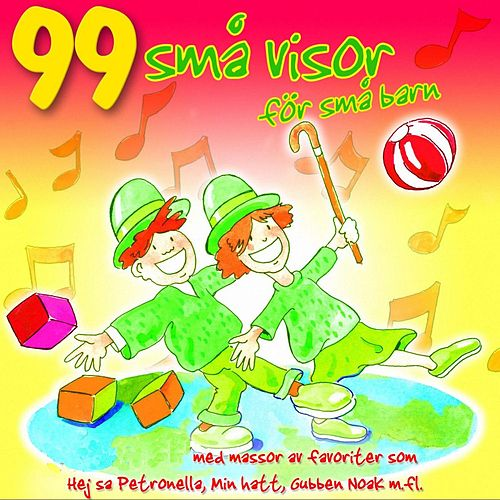 99 Små Visor För Små Barn de Blandade Artister