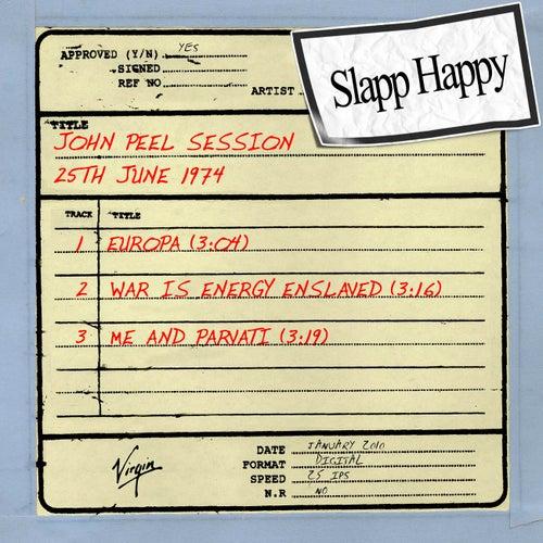 John Peel Session (25th June 1974) von Slapp Happy