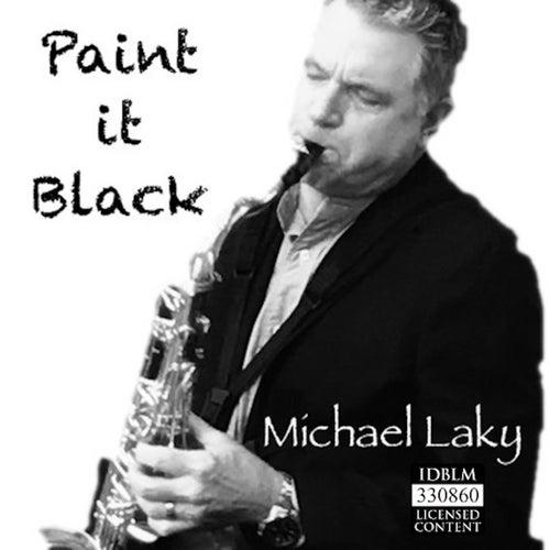 Paint It Black de Michael Laky