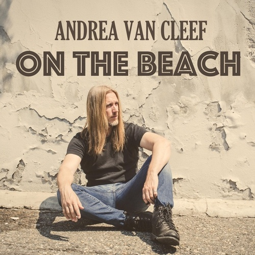 On the Beach by Andrea Van Cleef