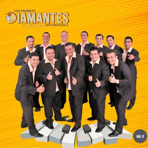 Vol. 5 fra Los Terribles Diamantes de Valencia