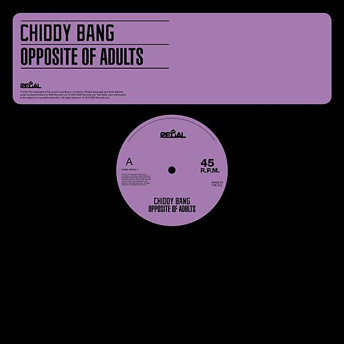 Opposite Of Adults EP de Chiddy Bang
