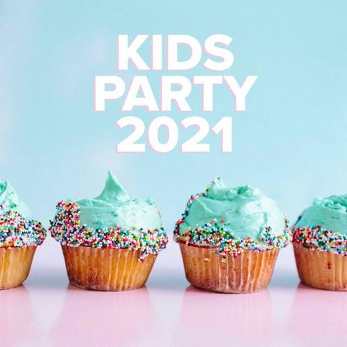 Kids Party 2021 de Various Artists