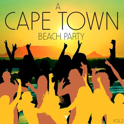 A Cape Town Beach Party, Vol. 2 de Various Artists