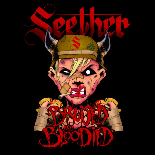Bruised And Bloodied (Acoustic Version) van Seether