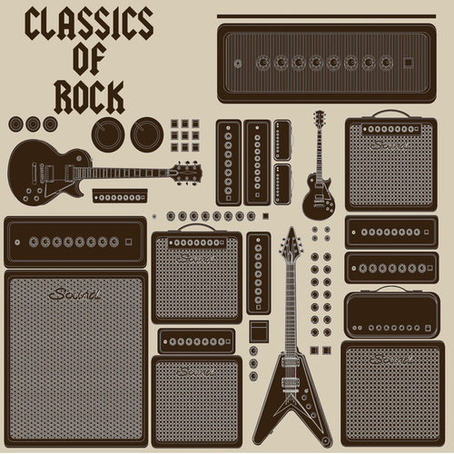 Classics of Rock von Various Artists