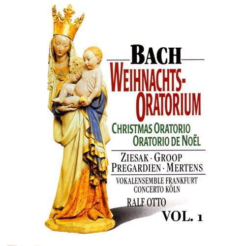 Bach: Weihnachts-Oratorium, Vol. 1 von Concerto Köln