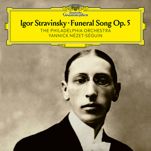 Stravinsky: Funeral Song, Op. 5 by Philadelphia Orchestra