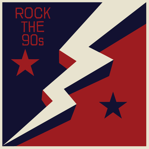 Rock the 90s by Various Artists