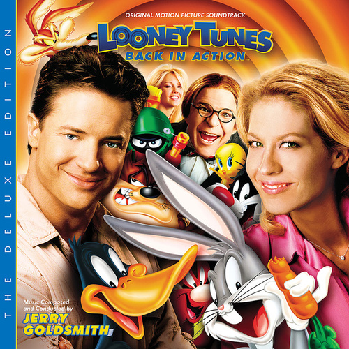 Looney Tunes: Back In Action (The Deluxe Edition / Original Motion Picture Soundtrack) de Jerry Goldsmith