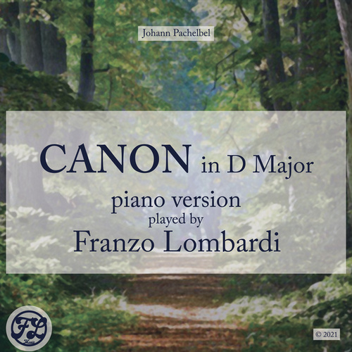 Canon in D Major (Piano Version) de Franzo Lombardi