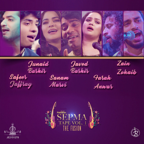 SEPMA Tape, Vol. 1 (The Fusion) by Javed Bashir
