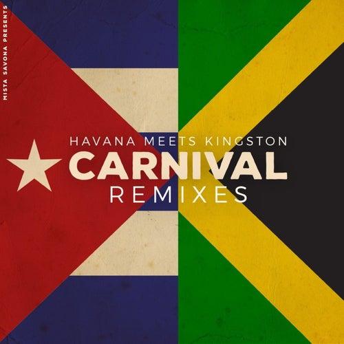 Carnival Remixes de Mista Savona