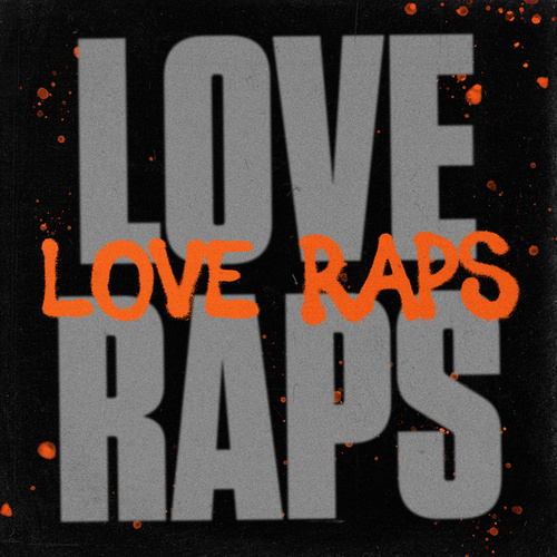 Love Raps by Various Artists