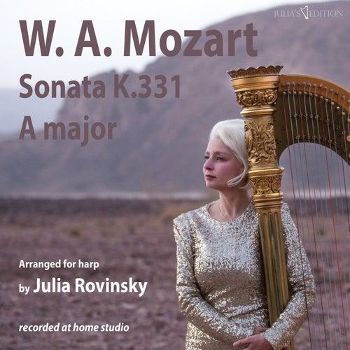 Sonata A major K.331 von Julia Rovinsky