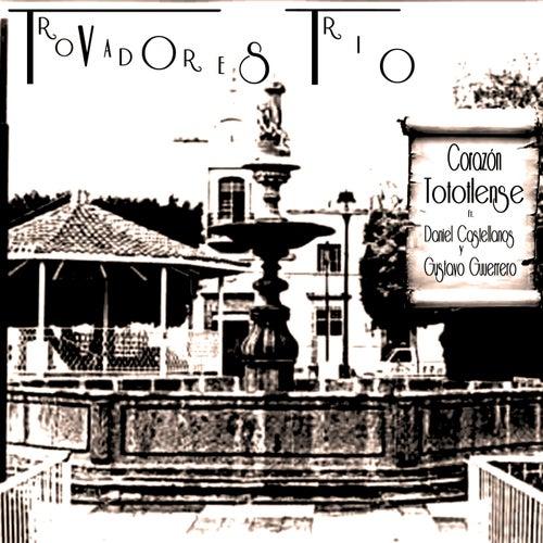 Corazón Tototlense (Live) de Trovadores TríO