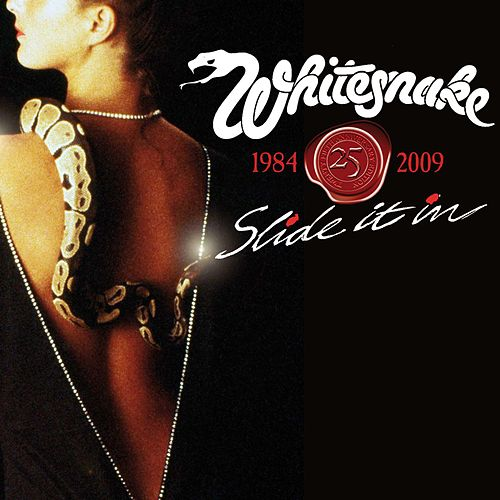 Slide It In (25th Anniversary Expanded Edition) de Whitesnake