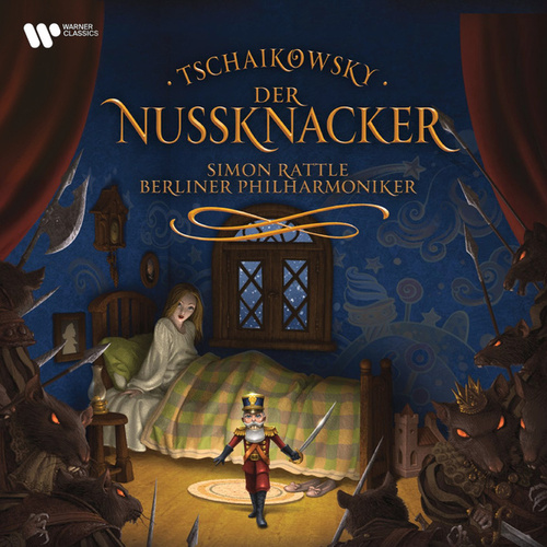 Tschaikowsky: Der Nussknacker von Berliner Philharmoniker