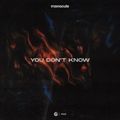 You Don't Know von Monocule