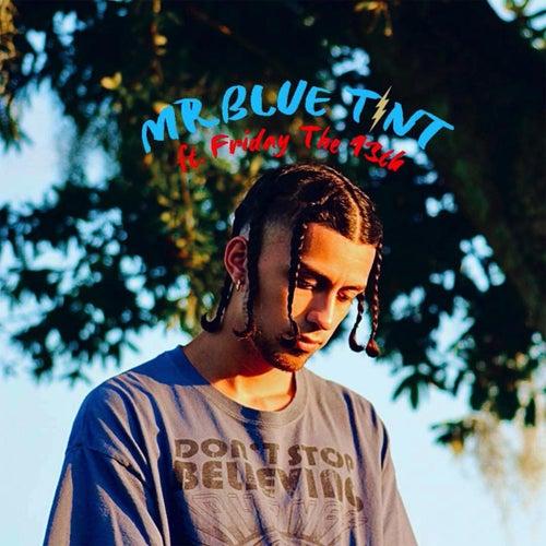 Mr. Blue Tint by Eddie Power
