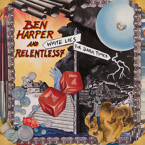 White Lies For Dark Times de Ben Harper