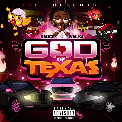 God of Texas de Sauce Walka