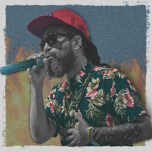 Flor Negra / Iron Lion Zion (Streaming En Vivo) de Gaspar OM