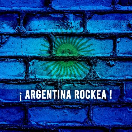¡Argentina Rockea! de Various Artists
