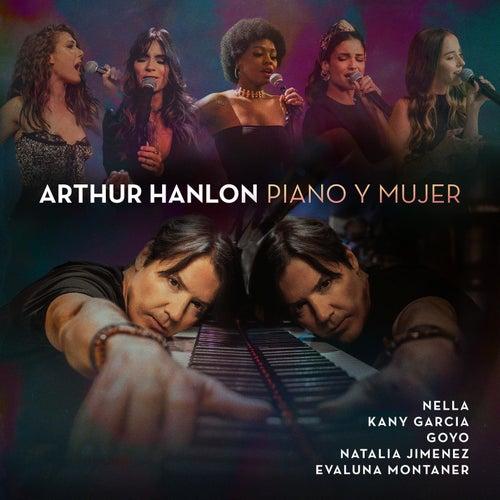Piano y Mujer de Arthur Hanlon