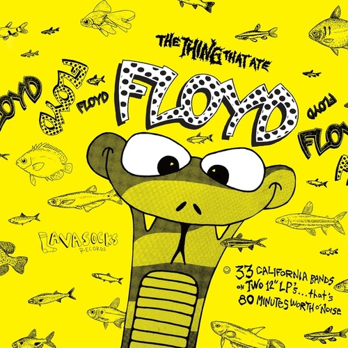 The Thing That Ate Floyd by Various Artists