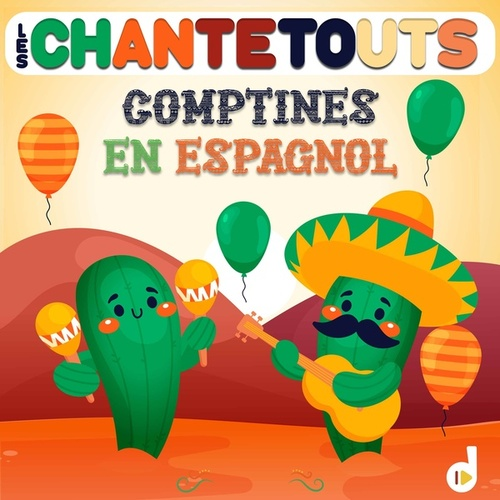 Les chantetouts : Comptines en espagnol von The Countdown Kids