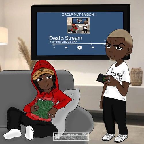 Deal & Stream (Extrait de CRCLR MVT SAISON II) von Gambino