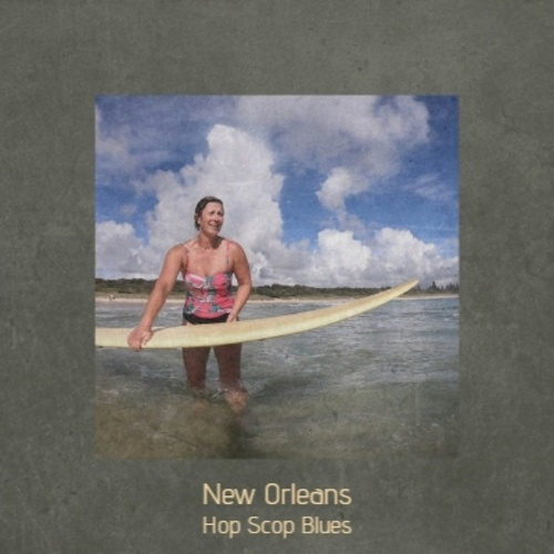 New Orleans Hop Scop Blues de Various Artists