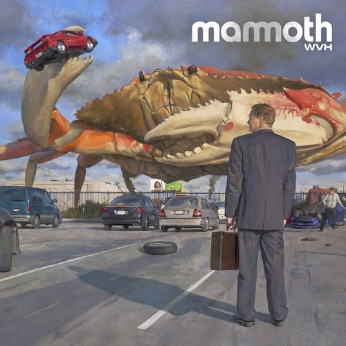 Don't Back Down by Mammoth WVH