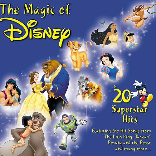 The Magic of Disney - 20 Superstar Hits de Various Artists