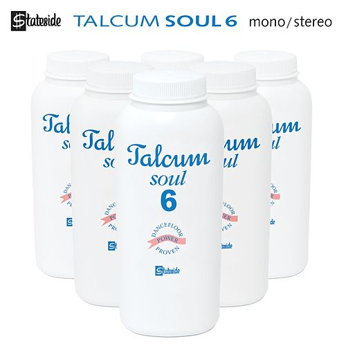 Talcum Soul 6 by Various Artists