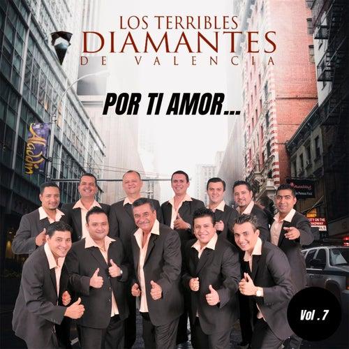 Por Ti Amor, Vol. 7 fra Los Terribles Diamantes de Valencia
