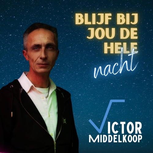 Blijf bij jou de hele nacht van Victor Middelkoop