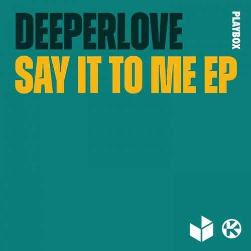 Say It to Me EP von A Deeper Love
