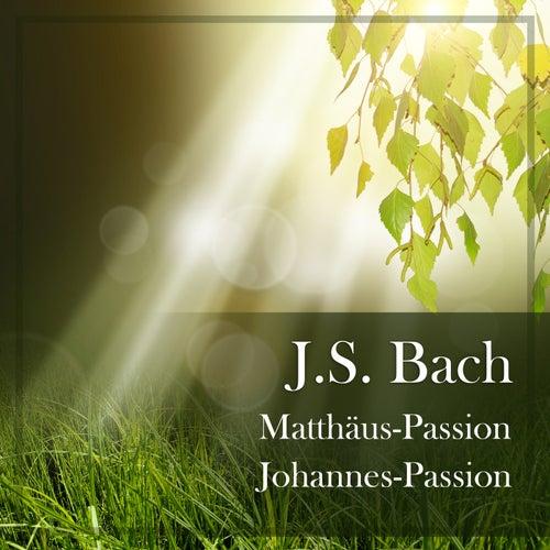 Bach: Matthäus-Passion; Johannes-Passion by Johann Sebastian Bach