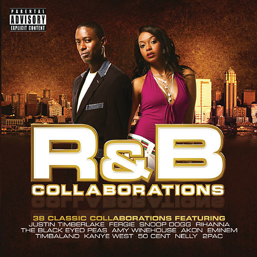 R&B Collaborations 2007 by Various Artists