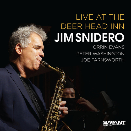 Live at the Deer Head Inn by Jim Snidero