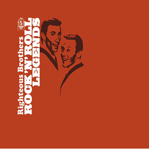 Rock N' Roll Legends von The Righteous Brothers