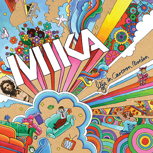 Life In Cartoon Motion (UK eDeluxe Album) de Mika