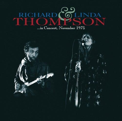In Concert November 1975 von Richard Thompson