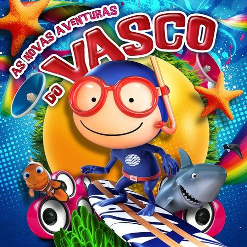 As Novas Aventuras Do Vasco by Vasco