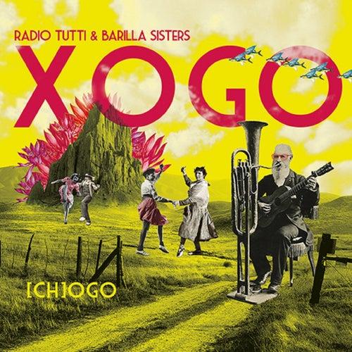 Sofàn de Barilla Sisters Radio Tutti