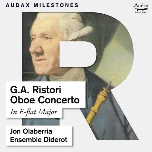 Ristori: Oboe concerto in E-Flat Major de Ensemble Diderot